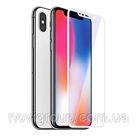 Скло захисне 5D iPhone XS MAX White