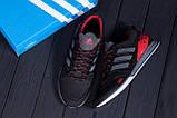 Мужские летние кроссовки сетка Adidas Summer Red, фото 10