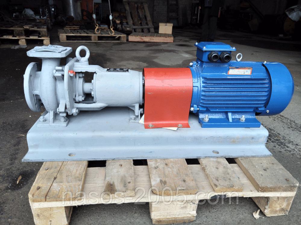 Насос АХ 65-40-200а-К(Е,И)-55(СД) Катайский насосный завод