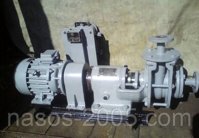 Насос АХ 50-32-160а-К(Е,И)-55(СД) Катайский насосный завод