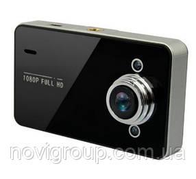Автомобільний відеореєстратор DVR K6000 1080p, Box