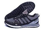 Мужские летние кроссовки сетка Adidas Summer Grey, фото 5