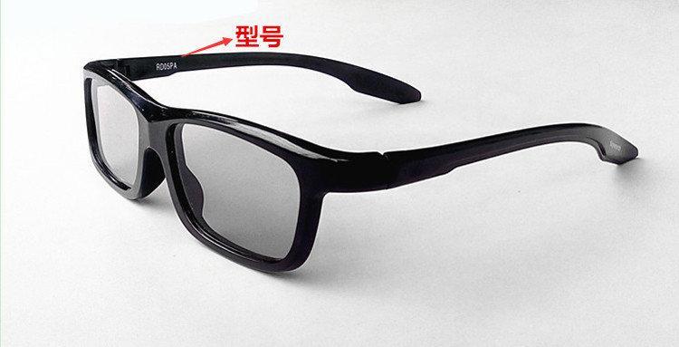 Круговые поляризованные 3D-очки