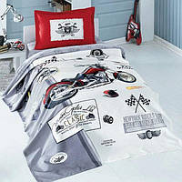Подростковое постельное белье с вафельным покрывалом Aran Clasy Arizona