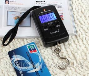 Кантер электронный , Градация: 1 г, 1-0кг, питание 2хАА, корпус - пластик