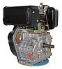 Двигун дизель.GrunWelt GW186FВ +БЕЗКОШТОВНА ДОСТАВКА! (9,5 л. с., шпонка), фото 4