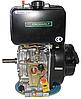 Двигун дизель.GrunWelt GW186FВ +БЕЗКОШТОВНА ДОСТАВКА! (9,5 л. с., шпонка), фото 5