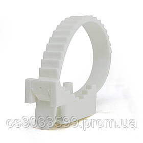 Крепеж ремешковый серый 10х120 мм APRO (50шт)