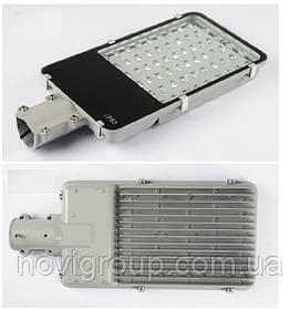 Вуличний LED-ліхтар DL-1021, 100W, IP65, 6000K, 96LED, кут розсіювання 120 °, Black