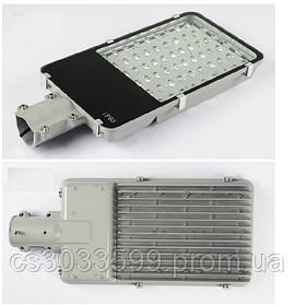 Вуличний LED-ліхтар DL-1021, 30W, 6000К, Black