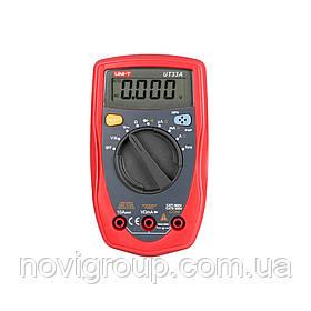Мультиметр UNI-T UT33A Вимірювання: V, A, R