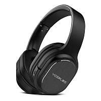 Беспроводные Bluetooth наушники гарнитура YESPLUS YS-501 black черные