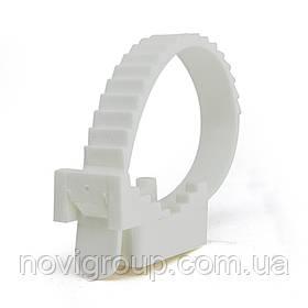 Крепеж ремешковый серый 7х80 мм APRO (100шт)