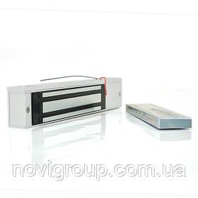 Електромагнітний накладний замок YOSO, зусилля на відрив 180кг, накладний, Box, Q24