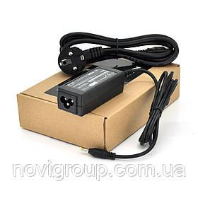 Блок живлення MERLION для ноутбукa HP 19V 1.58A (30 Вт) штекер 4,0 * 1,7 мм, довжина 0,9 м + кабель живлення