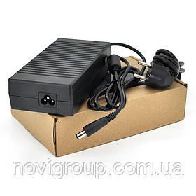 Блок живлення MERLION для ноутбука DELL 19.5 V 9.5 A (185 Вт) штекер 7.4 * 5.0 мм, довжина 0,9 м + кабель живлення