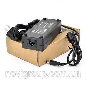 Блок живлення MERLION для ноутбука DELL 19.5 V 6.7 A (130 Вт) штекер 7.4 * 5.0 мм, довжина 0,9 м + кабель живлення