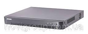 8-ми канальний HDTVI / HDCVI / AHD / CVBS / IP відеореєстратор Hikvision DS-7208HUHI-K2 / P