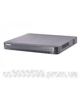 16-канальний HDTVI / HDCVI / AHD / CVBS / IP відеореєстратор Hikvision DS-7216HUHI-K2