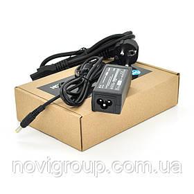 Блок живлення MERLION для ноутбука ASUS 12V 3A (36 Вт) штекер 4.8 * 1.7 мм, довжина 0,9 м + кабель живлення