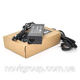 Блок живлення MERLION для ноутбукa HP 19.5V 4.62A (90 Вт) штекер 4.5 * 3.0мм, довжина 0,9 м + кабель живлення