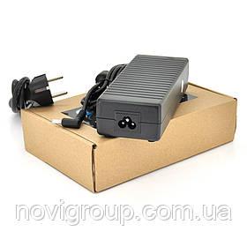 Блок живлення MERLION для ноутбукa HP 18.5V 6.15A (114 Вт) штекер 4.5 * 3.0мм, довжина 0,9 м + кабель живлення