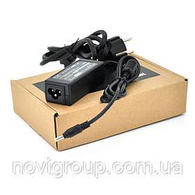 Блок живлення MERLION для ноутбукa HP 19V 2.05A (39 Вт) штекер 4.0 * 1.7мм, довжина 0,9 м + кабель живлення