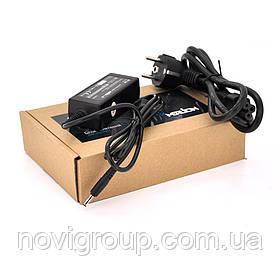 Блок живлення MERLION для ноутбукa HP 19V 1.58A (30 Вт) штекер 3.5 * 1.5мм, довжина 0,9 м + кабель живлення
