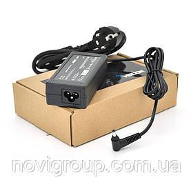 Блок живлення MERLION для ноутбука ACER 19V 3.42 A (65 Вт) штекер 4.0 * 1.35 мм, довжина 0,9 м + кабель живлення