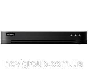 ¶4-канальний Turbo HD відеореєстратор DS-7204HTHI-K1
