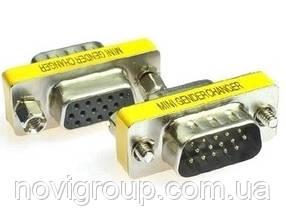 Перехідник VGA М / F (тато-мама), Q100
