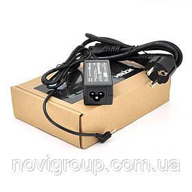 Блок живлення MERLION для ноутбука ASUS 19V 2.1 А (40 Вт) штекер 2,5 * 0,7 мм, довжина 0,9 м + кабель живлення