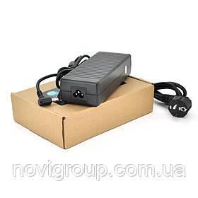 Блок живлення MERLION для ноутбукa HP 19V 6.3A (120 Вт) штекер 5.5 * 2.5мм, довжина 0,9 м + кабель живлення