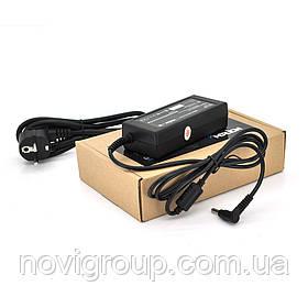 Блок живлення MERLION для ноутбукa HP 19.5V 3.33A (65 Вт) штекер 4.5 * 3,0 мм, довжина 0,9 м + кабель живлення
