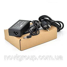 Блок живлення MERLION для ноутбукa LENOVO 19V 3.42A (65 Вт) штекер 5.5 * 2.5 мм, довжина 0,9 м + кабель