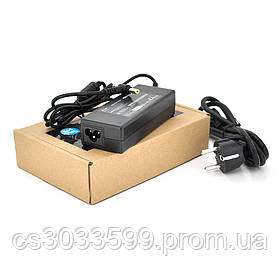Блок живлення MERLION для ноутбука ACER 19V 4.74 A (90 Вт) штекер 5.5 * 1.7 мм, довжина 0,9 м + кабель живлення