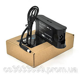 Блок живлення MERLION для ноутбука DELL 19.5V 3.34A (65 Вт) штекер 7.4 * 5.0 мм, довжина 0,9 м + кабель живлення