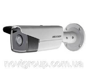 2 Мп IP відеокамера з SD картою Hikvision DS-2CD2T23G0-I8 (6 мм)