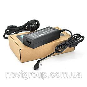 Блок живлення MERLION для ноутбука ASUS 19V 3.42 A (65 Вт) штекер 4.0 * 1.35 мм, довжина 0,9 м + кабель живлення
