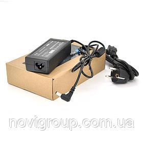 Блок живлення MERLION для ноутбукa LENOVO 20V 3.25A (65 Вт) штекер 5.5 * 2.5мм, довжина 0.9м + кабель живлення