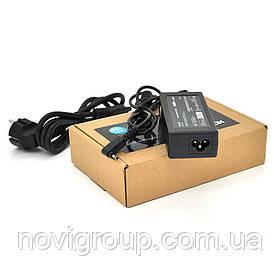 Блок живлення MERLION для ноутбука ASUS 19V 3.42 A (65 Вт) штекер 3.0 * 1.1 мм, довжина 0,9 м + кабель живлення
