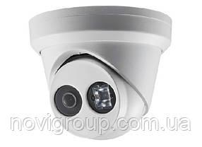 ¶4 Мп ІК купольна відеокамера з SD картою Hikvision DS-2CD2343G0-I (2.8 мм)