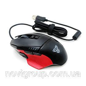 Ігрова миша дротова X11 DAREDEVIL, 7 кнопок, 250-8000 DPII, Led Lighting, 1,8 м, Win7 / 8/10 Mac OS, Black,