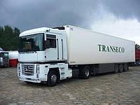 Запчасти новые и бу для грузовых автомобилей Renault (рено)