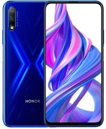 "Смартфон Honor 9X 4/64GB Blue, 48+2/16Мп, 6.59"" IPS, 2sim, 4G, 4000мАh, Kirin 810, 8 ядер"