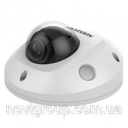 ¶4МП камера міні-купольна з SD картою Hikvision DS-2CD2543G0-IS (2,8 мм)