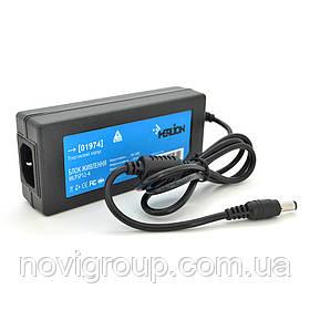 Импульсный адаптер питания Merlion MLPSP12-4, 12В 4А (48Вт) штекер 5,5/2,5 + шнур питания