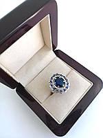 Серебряное кольцо  Генхелия