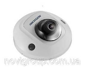 5 Мп міні-купольна з SD картою відеокамера EXIR Hikvision DS-2CD2555FWD-IWS (2.8 мм)