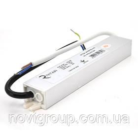 Імпульсний блок живлення герметичний Ritar RTPSW12-60 12В 5А (60Вт) IP67   (225*45*40) 0,25 кг (220*43*32)